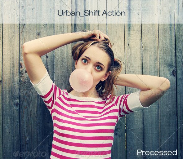 Urban Shift Action