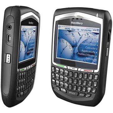 BlackBerry 8700g with big screen