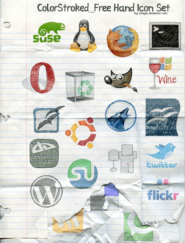 иконки закладки: