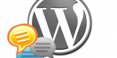 Wordpress recent posts and recent comments