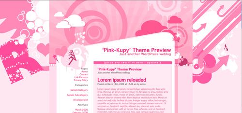 Pink Kupy