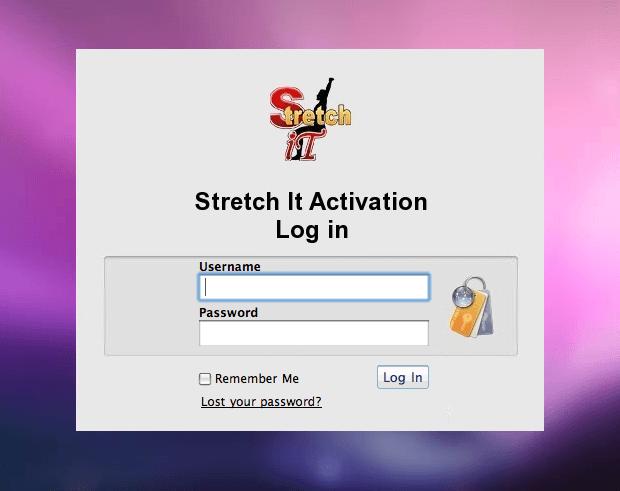 Mac OS X Login