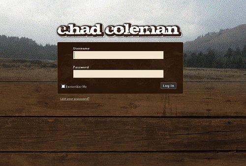 Chad Coleman