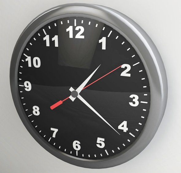 The Lance Clock