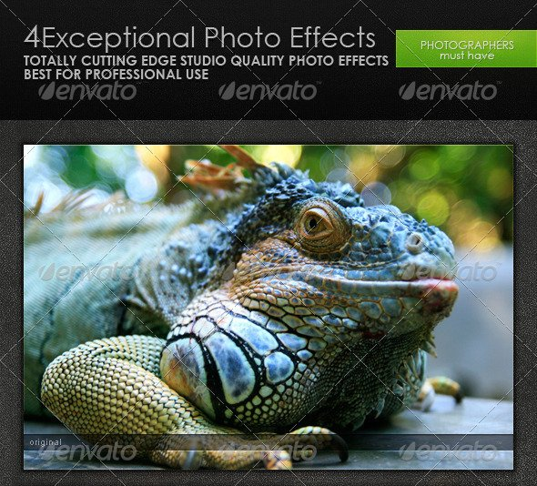 Exceptional Photo Effects