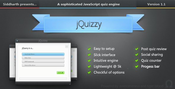 Build a Spiffy Quiz Engine