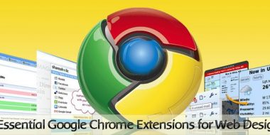 The Essential Google Chrome Extensions for Web Designers