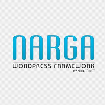 NARGA WordPress theme