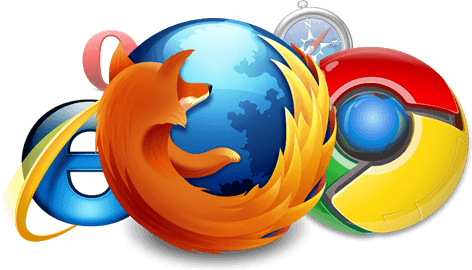 Choose good web browsers