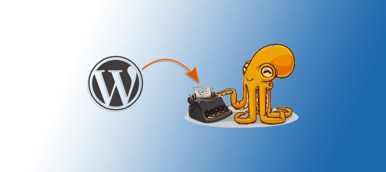 Moving blog from WordPress to Octopress
