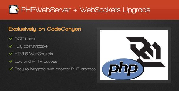 PHPWebServer with WebSockets Upgrade