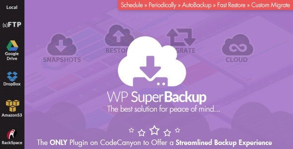 How to Schedule Backup WordPress Database