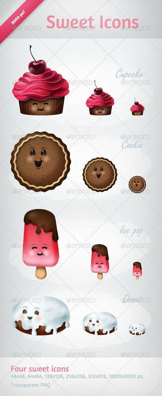 Sweet Icons