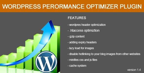 Performance Optimizer Plugin for WordPress