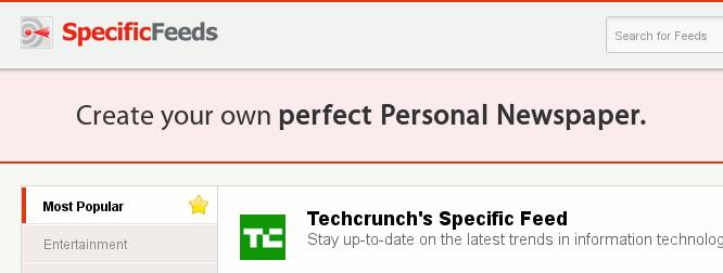SpecificFeeds