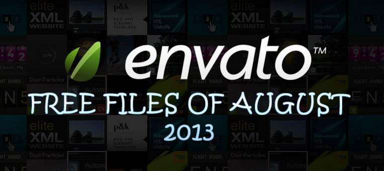 Free Freemium File of August 2013