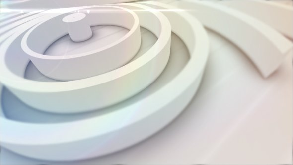 Bright Logo Reveal