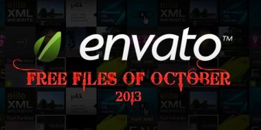 Free file of october 2013 Envato MarketPlace Themeforest, CodeCanyon, ActiveDen