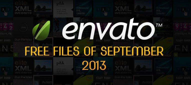 Free Premium Files: September 2013 1