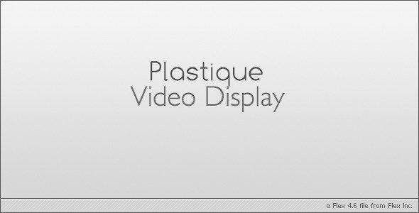 Plastique Video Player