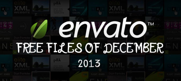 Free Premium files of ThemeForest, CodeCanyon December 2013