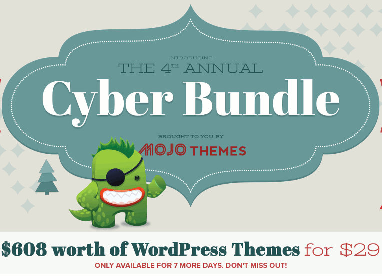 Mojo Themes Cyber Bundle 2013