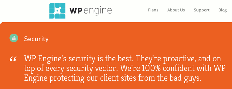 PRE-PAY FOR WP ENGINE HOSTING FOR 1 YEAR AND GET 4 MONTHS FREE!