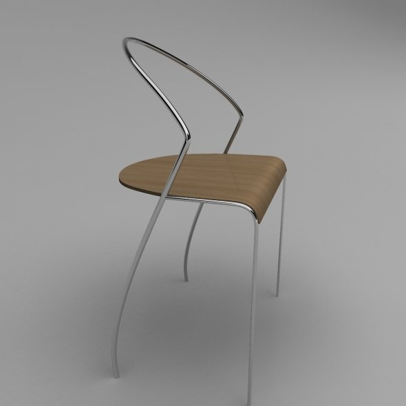 3DOcean Chair