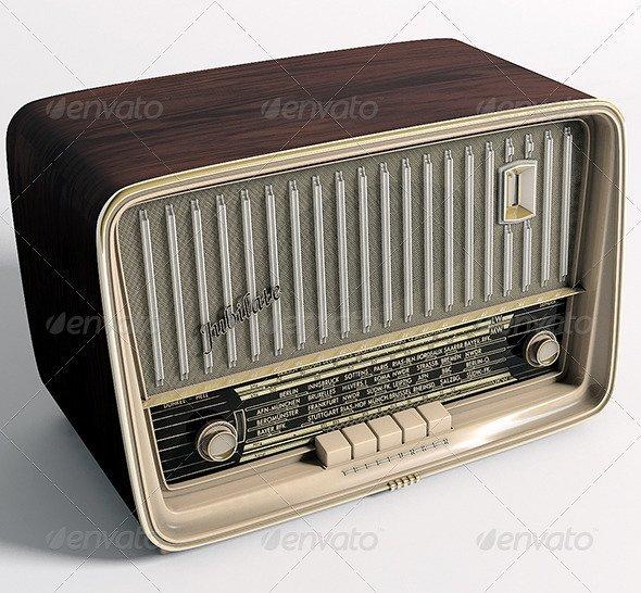 Radio Telefunken Jubilate
