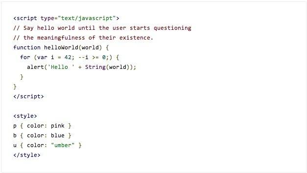 Code Prettify (Syntax Highlighter)