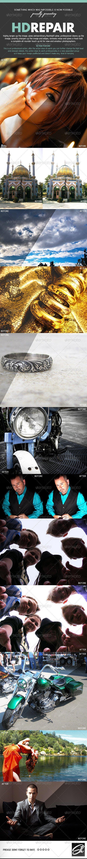 Pro HD Repair Kit