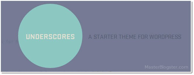 Underscores Starter Theme