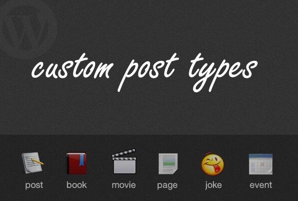 WordPress Custom Post Types