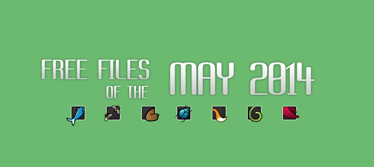 Themeforest, CodeCanyon... May's FREE File of The Month