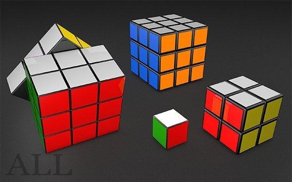 3 Rubik Cube