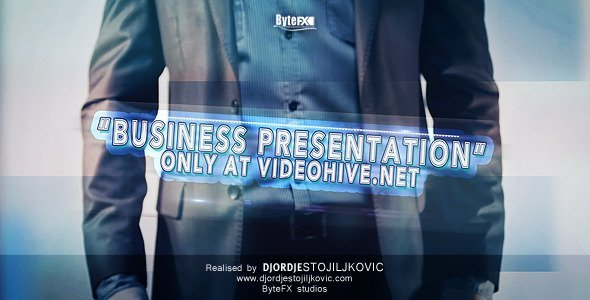 The Business Presentation