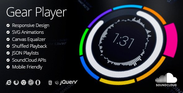 Top 10+ Awesome jQuery Media Player Plugins for Handling Audio & Video