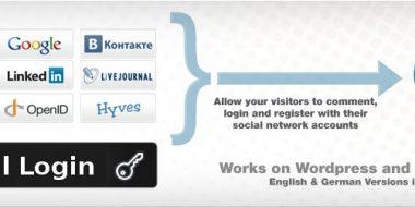 Top 5 Best WordPress plugins to Enable Social Login (oAuth)
