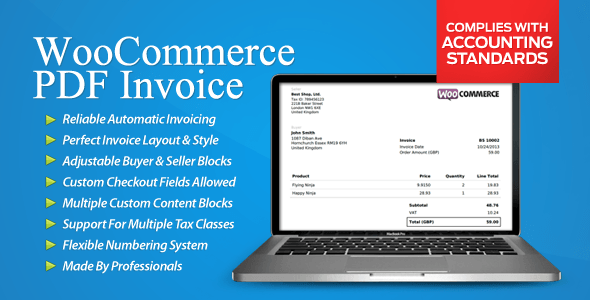 Top WordPress Plugins To Invoice Your Clients NARGA - Woocommerce invoice system