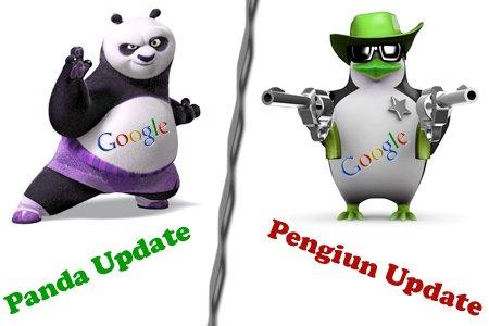 Panda - Pengiun Updates