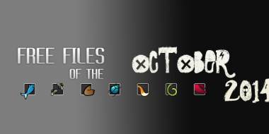 ThemeForest, CodeCanyon FREE Files of the month October 2014