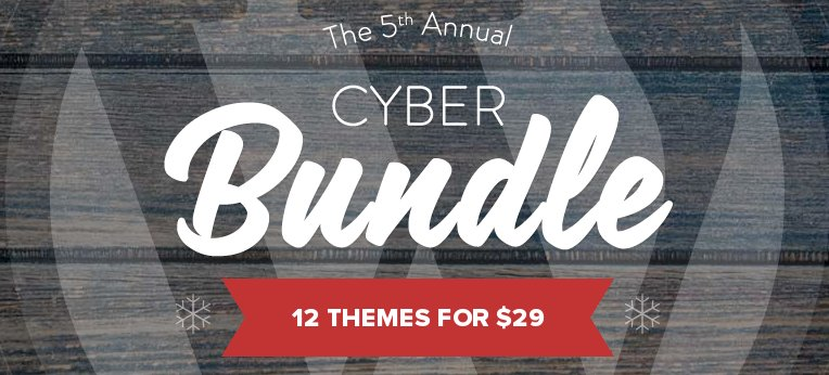 Mojo Marketplace Cyber Bundle 5: 12 themes for $29