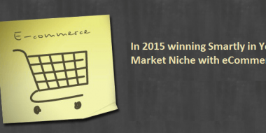 In 2015 Winning Smartly in Your Market Niche with eCommerce
