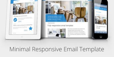 10 Awesome Responsive Email Templates for Newsletters