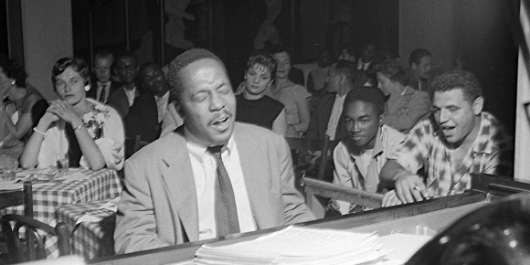 "Earl Rudolph ""Bud"" Powell,"