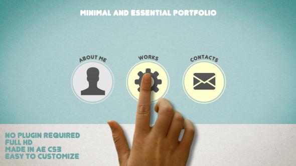 Minimal and Essential Portfolio