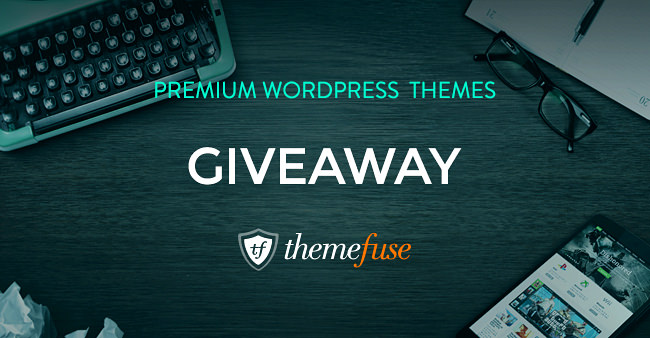 ThemeFuse Giveaway July 2015