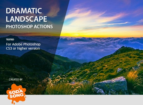 Dramatic Landscape Actions