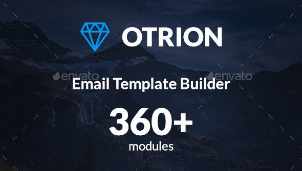 Otrion - E-mail Template Builder