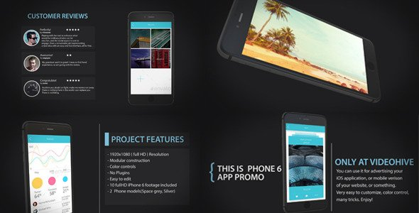 Phone 6 App Promotion